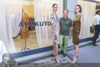 Sommerfest - Atil Kutoglu Boutique - Do 30.07.2020 - Atil KUTOGLU mit Models4