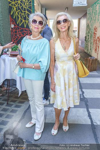 Sommerfest - Atil Kutoglu Boutique - Do 30.07.2020 - Silvie EISENBURGER-KUNZ, Elisabeth HIMMER-HIRNIGEL8