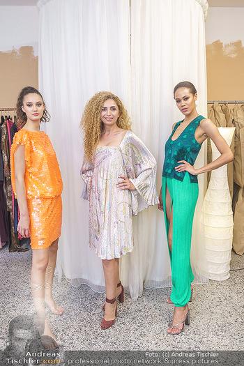 Sommerfest - Atil Kutoglu Boutique - Do 30.07.2020 - Eser ARI-AKBABA mit Models18