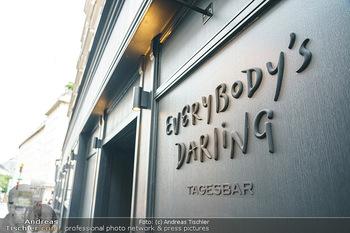 Lokalaugenschein - Everybody´s Darling - Mi 05.08.2020 - Logo, Lokal, Restaurant von außen5