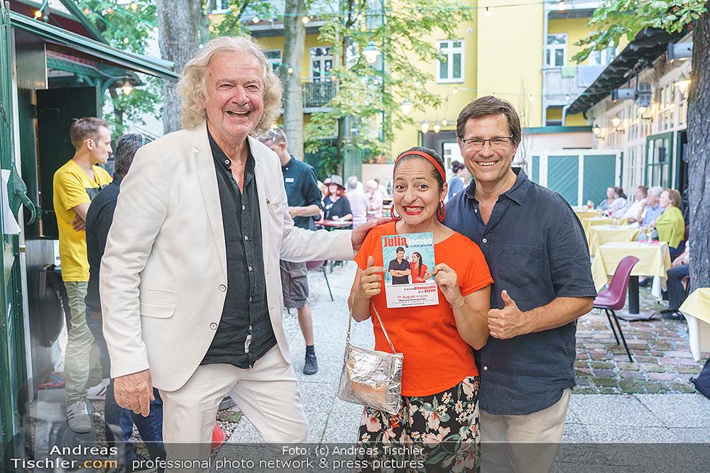 Eröffnung des Kabarettsommers - 2020-08-06 - Metropol Pawlatschen