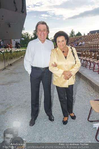 Festspiel Premiere - Grafenegg - Fr 14.08.2020 - Rudolf und Agi BUCHBINDER17