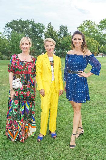 Festspiel Premiere - Grafenegg - Fr 14.08.2020 -  Kristina SPRENGER, Nadja BERNHARD, Amelie VAN TASS55