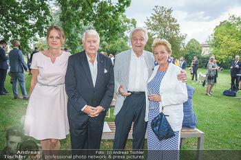 Festspiel Premiere - Grafenegg - Fr 14.08.2020 - Peter WECK, Joanna RZEPA, Harald und Ingeborg SERAFIN107