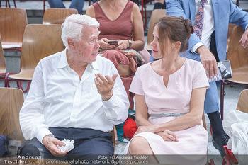 Festspiel Premiere - Grafenegg - Fr 14.08.2020 - Peter WECK, Joanna RZEPA128