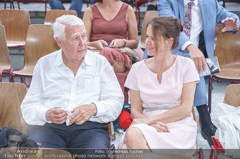 Festspiel Premiere - Grafenegg - Fr 14.08.2020 - Peter WECK, Joanna RZEPA129