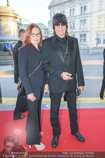 Fundraising Dinner - Albertina, Wien - Do 03.09.2020 - Gottfried und Renate HELNWEIN11
