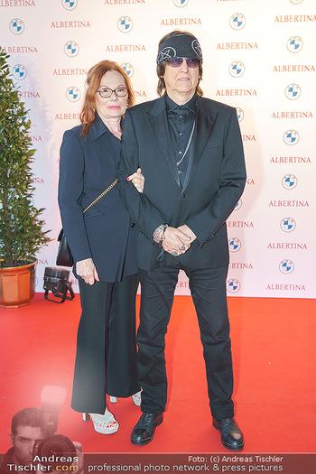 Fundraising Dinner - Albertina, Wien - Do 03.09.2020 - Gottfried und Renate HELNWEIN13