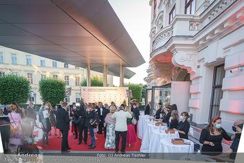 Fundraising Dinner - Albertina, Wien - Do 03.09.2020 - 18