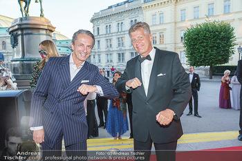 Fundraising Dinner - Albertina, Wien - Do 03.09.2020 - Christian RAINER, Kari HOHENLOHE19