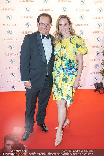 Fundraising Dinner - Albertina, Wien - Do 03.09.2020 - Andreas und Maria GROßBAUER32