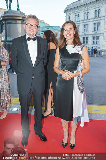 Fundraising Dinner - Albertina, Wien - Do 03.09.2020 - Gerald GERSTBAUER, Sophie KARMASIN33