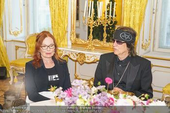 Fundraising Dinner - Albertina, Wien - Do 03.09.2020 - Gottfried und Renate HELNWEIN35