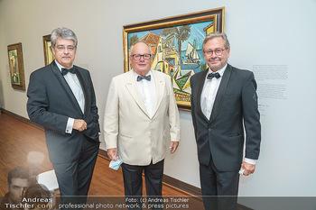 Fundraising Dinner - Albertina, Wien - Do 03.09.2020 - Wolfgang HESOUN, Christian KONRAD, Alexander WRABETZ49