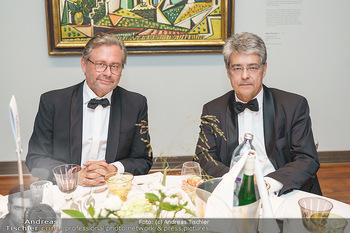 Fundraising Dinner - Albertina, Wien - Do 03.09.2020 - Alexander WRABETZ, Wolfgang HESOUN50