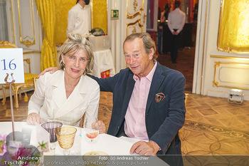 Fundraising Dinner - Albertina, Wien - Do 03.09.2020 - Xenia HAUSNER, Lothar WESEMANN62