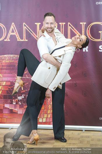 Dancing Stars Pressetermin - Funkhaus Wien - Mo 07.09.2020 - Edita MALOVCIC, Florian VANA3