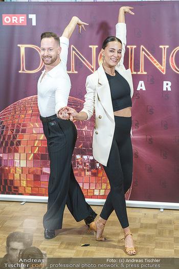 Dancing Stars Pressetermin - Funkhaus Wien - Mo 07.09.2020 - Edita MALOVCIC, Florian VANA4