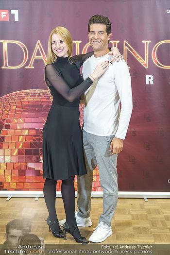 Dancing Stars Pressetermin - Funkhaus Wien - Mo 07.09.2020 - Norbert OBERHAUSER, Catharina MALEK5