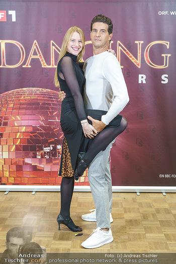 Dancing Stars Pressetermin - Funkhaus Wien - Mo 07.09.2020 - Norbert OBERHAUSER, Catharina MALEK6