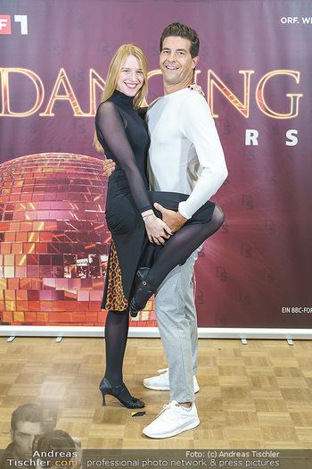 Dancing Stars Pressetermin - Funkhaus Wien - Mo 07.09.2020 - Norbert OBERHAUSER, Catharina MALEK7