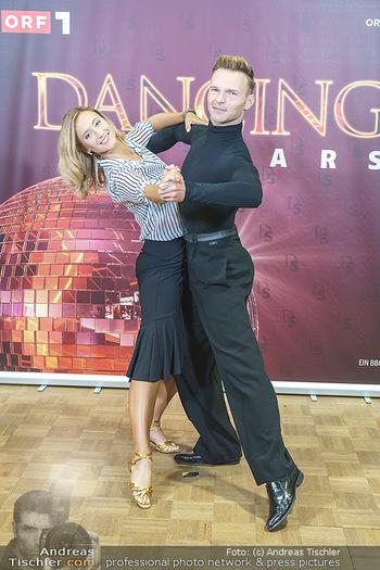 Dancing Stars Pressetermin - Funkhaus Wien - Mo 07.09.2020 - Michi KIRCHGASSER, Willi GABALIER11
