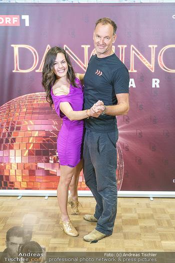 Dancing Stars Pressetermin - Funkhaus Wien - Mo 07.09.2020 - Roswitha WIELAND, Christian DOLEZAL14