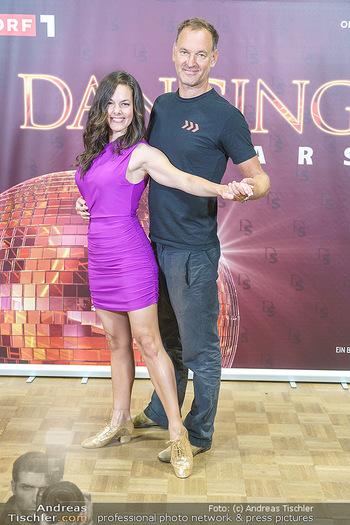Dancing Stars Pressetermin - Funkhaus Wien - Mo 07.09.2020 - Roswitha WIELAND, Christian DOLEZAL15