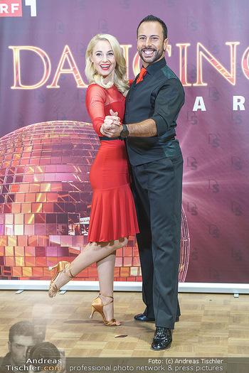 Dancing Stars Pressetermin - Funkhaus Wien - Mo 07.09.2020 - Silvia SCHNEIDER, Danilo CAMPISI18