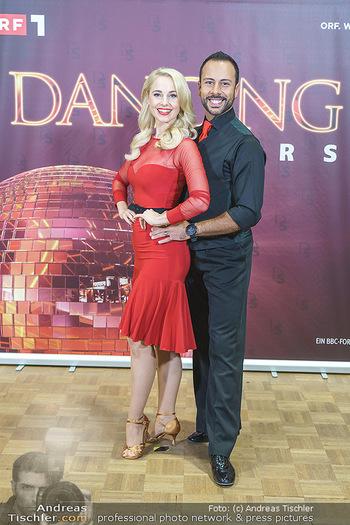 Dancing Stars Pressetermin - Funkhaus Wien - Mo 07.09.2020 - Silvia SCHNEIDER, Danilo CAMPISI19