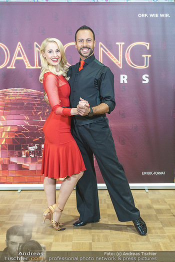 Dancing Stars Pressetermin - Funkhaus Wien - Mo 07.09.2020 - Silvia SCHNEIDER, Danilo CAMPISI20