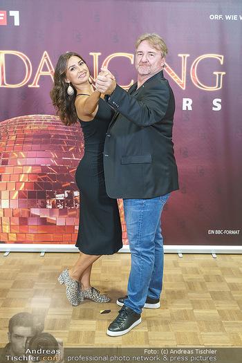 Dancing Stars Pressetermin - Funkhaus Wien - Mo 07.09.2020 - Andi OGRIS, Vesela DIMOVA24
