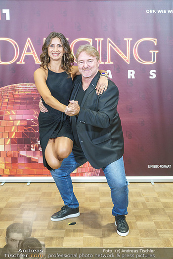Dancing Stars Pressetermin - Funkhaus Wien - Mo 07.09.2020 - Andi OGRIS, Vesela DIMOVA25