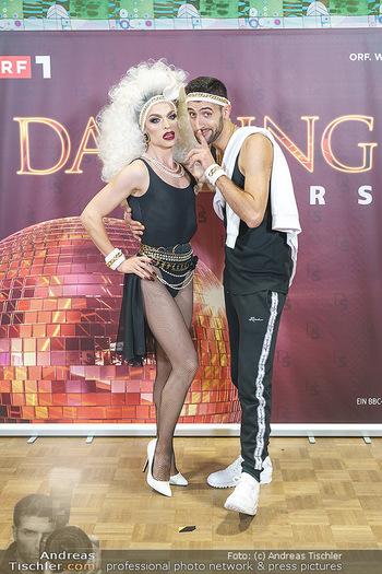 Dancing Stars Pressetermin - Funkhaus Wien - Mo 07.09.2020 - Tamara MASCARA, Dimitar STEFANIN26