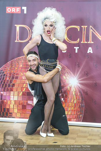 Dancing Stars Pressetermin - Funkhaus Wien - Mo 07.09.2020 - Tamara MASCARA, Dimitar STEFANIN29