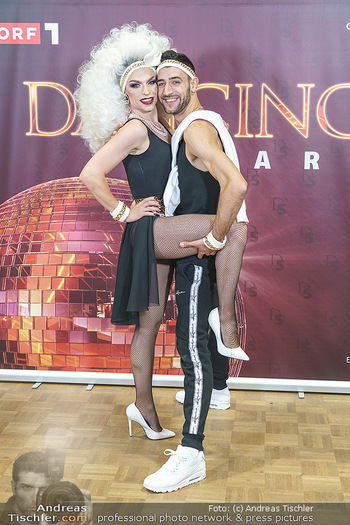 Dancing Stars Pressetermin - Funkhaus Wien - Mo 07.09.2020 - Tamara MASCARA, Dimitar STEFANIN30