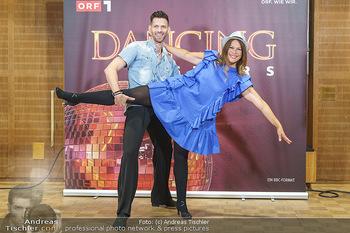 Dancing Stars Pressetermin - Funkhaus Wien - Mo 07.09.2020 - Natalia USHAKOVA, Stefan HERZOG37