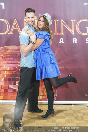 Dancing Stars Pressetermin - Funkhaus Wien - Mo 07.09.2020 - Natalia USHAKOVA, Stefan HERZOG38