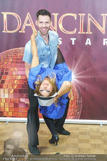 Dancing Stars Pressetermin - Funkhaus Wien - Mo 07.09.2020 - Natalia USHAKOVA, Stefan HERZOG39