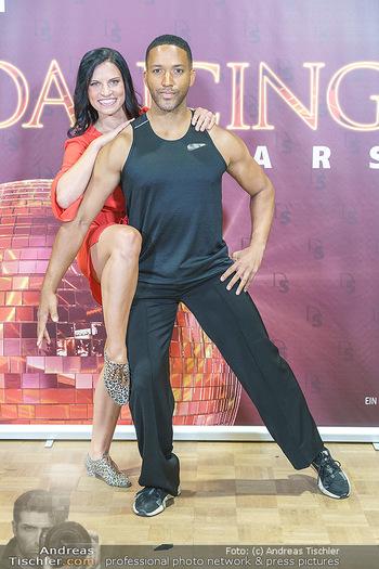 Dancing Stars Pressetermin - Funkhaus Wien - Mo 07.09.2020 - Cesar SAMPSON, Conny KREUTER41