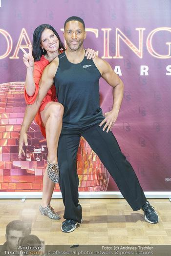 Dancing Stars Pressetermin - Funkhaus Wien - Mo 07.09.2020 - Cesar SAMPSON, Conny KREUTER42