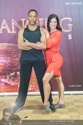 Dancing Stars Pressetermin - Funkhaus Wien - Mo 07.09.2020 - Cesar SAMPSON, Conny KREUTER43