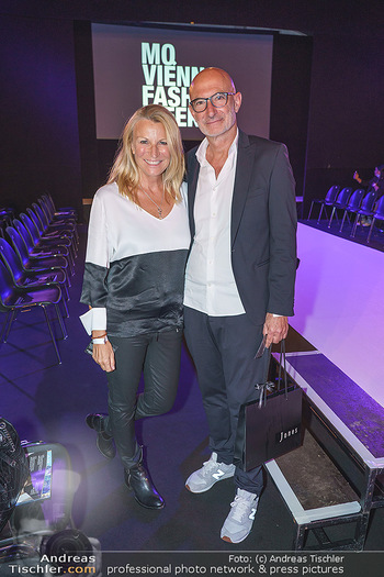 Look Style Award - Vienna Fashion Week Zelt - Di 08.09.2020 - Doris und Gabor ROSE2