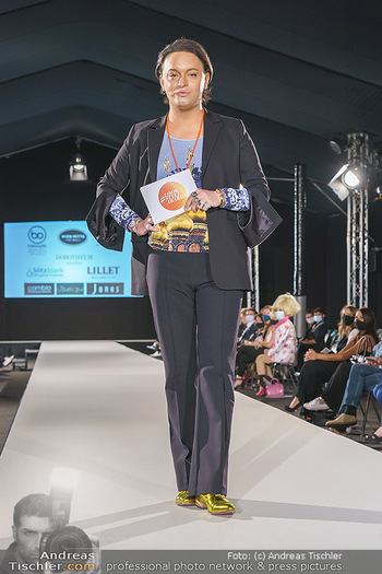 Look Style Award - Vienna Fashion Week Zelt - Di 08.09.2020 - Julian F.M. STOECKEL3