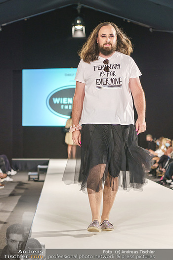 Look Style Award - Vienna Fashion Week Zelt - Di 08.09.2020 - 14