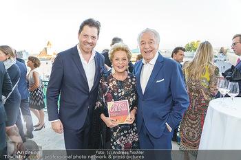 Herbstgold Festival Eröffnung - Schloss Esterhazy, Eisenstadt - Mi 09.09.2020 - Harald und Ingeborg SERAFIN mit Sohn Daniel43