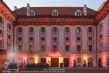 Herbstgold Festival Eröffnung - Schloss Esterhazy, Eisenstadt - Mi 09.09.2020 - Haydnsaal im Schloss Esterhazy von außen82