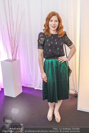 Sabine Karner Show - Vienna Fashion Week Zelt - Do 10.09.2020 - Teresa VOGL3