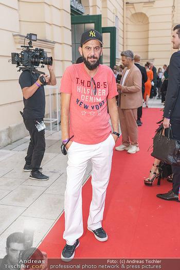 Niko Niko Show - Vienna Fashion Week Zelt - Do 10.09.2020 - 17