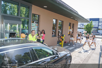 Kinderhilfe Carwash-Day Charity - McDonalds McDrive 1110 und 1230 Wien - Fr 11.09.2020 - 10